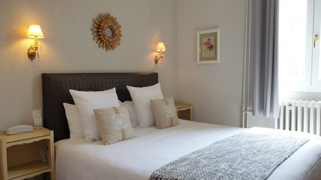 Chambre confort hotel la residence Narbonne