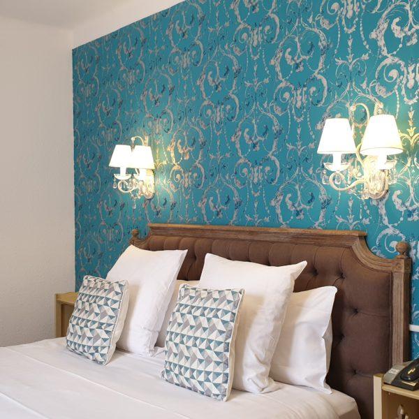 Chambre confort Hotel la résidence Narbonne
