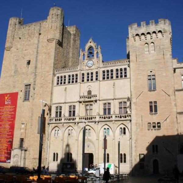 Palais des archeveques Narbonne