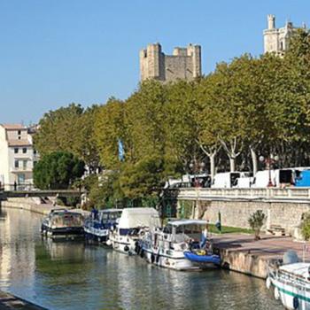 Canal de la Robine Narbonne