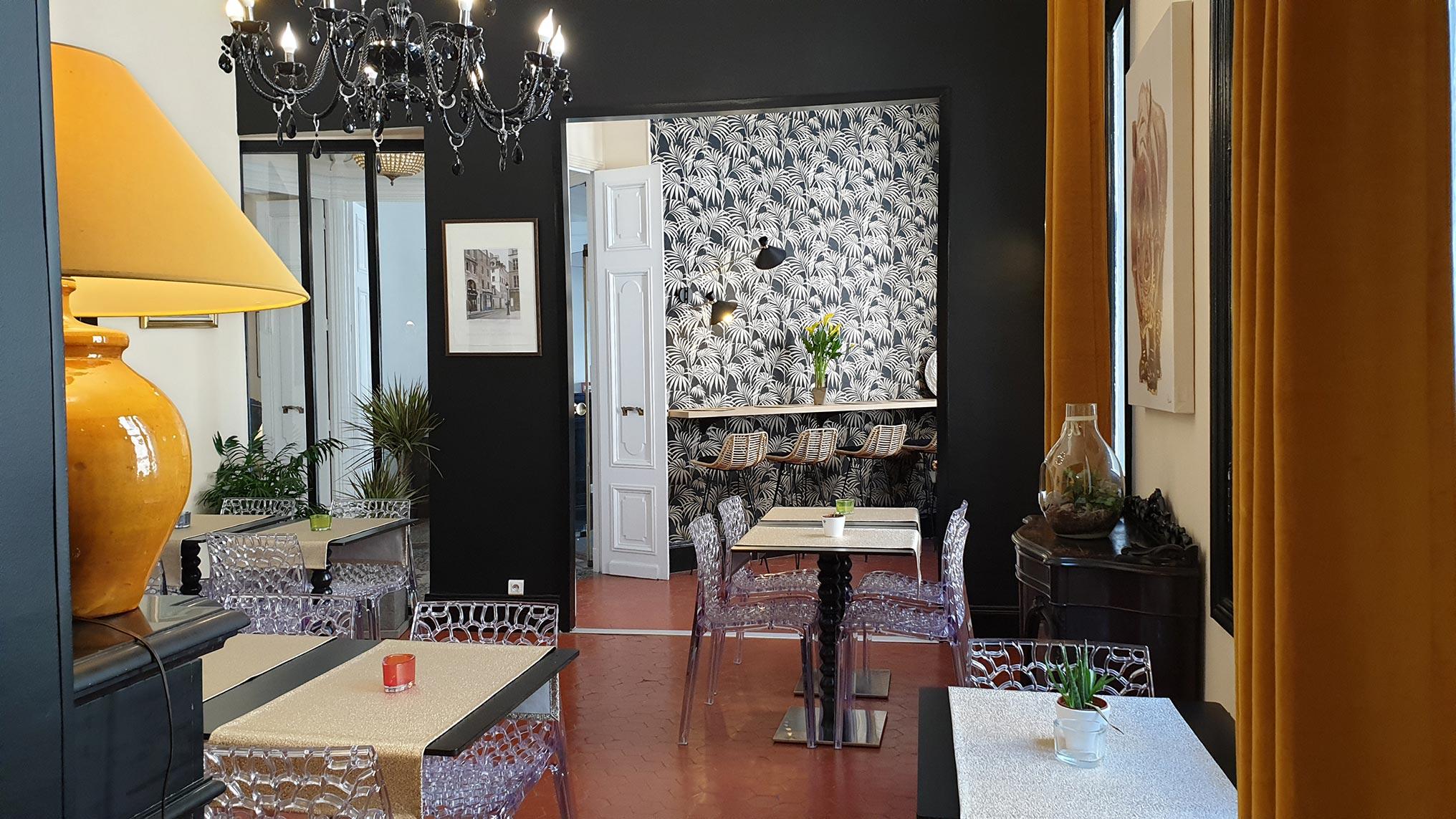 Salon Hôtel la Résidence Narbonne