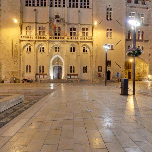 Place de la mairie Narbonne